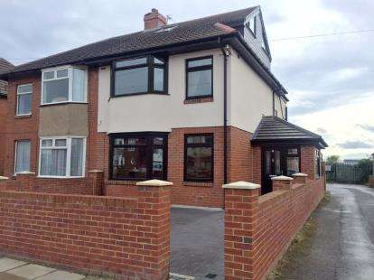 4 Bedrooms Semi Detached House for sale in Mortimer Road, South Shields, Tyne and Wear, NE34