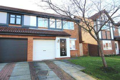 3 Bedrooms Semi Detached House for sale in Beaconside, South Shields, Tyne and Wear, NE34