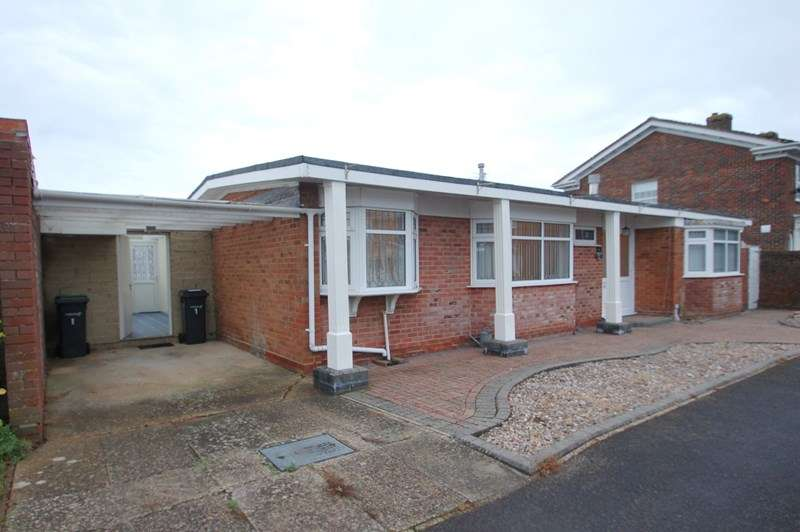 2 Bedrooms Detached Bungalow for sale in Little Green Orchard, Alverstoke, Gosport