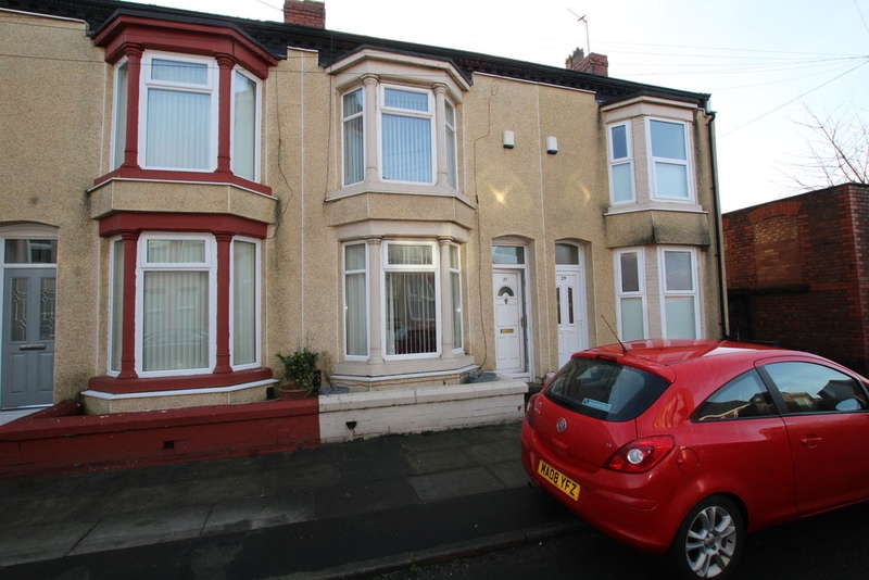 3 Bedrooms Terraced House for sale in Hemans Street, Bootle, Liverpool, L20