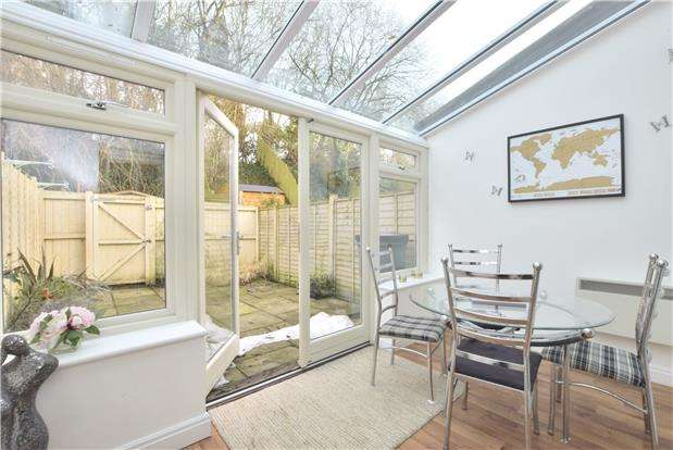 3 Bedrooms Terraced House for sale in Coln Gardens, Andoversford, Cheltenham, Glos, GL54