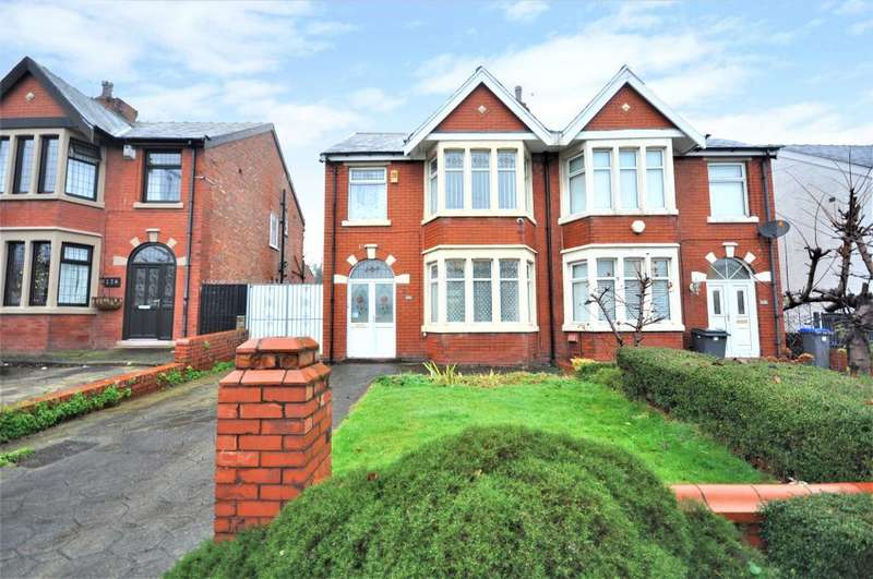 3 Bedrooms Semi Detached House for sale in Devonshire Road, Blackpool, Lancashire, FY3 7AA