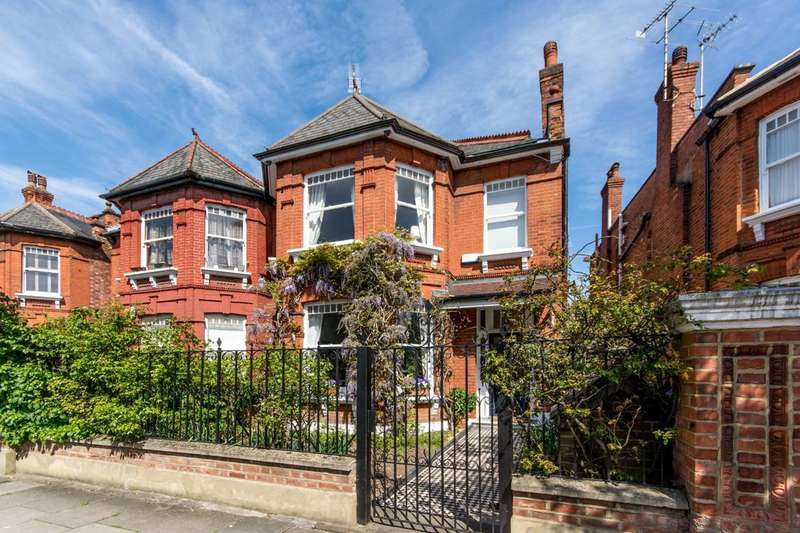 5 Bedrooms Semi Detached House for sale in Keyes Road, Mapesbury Estate, NW2