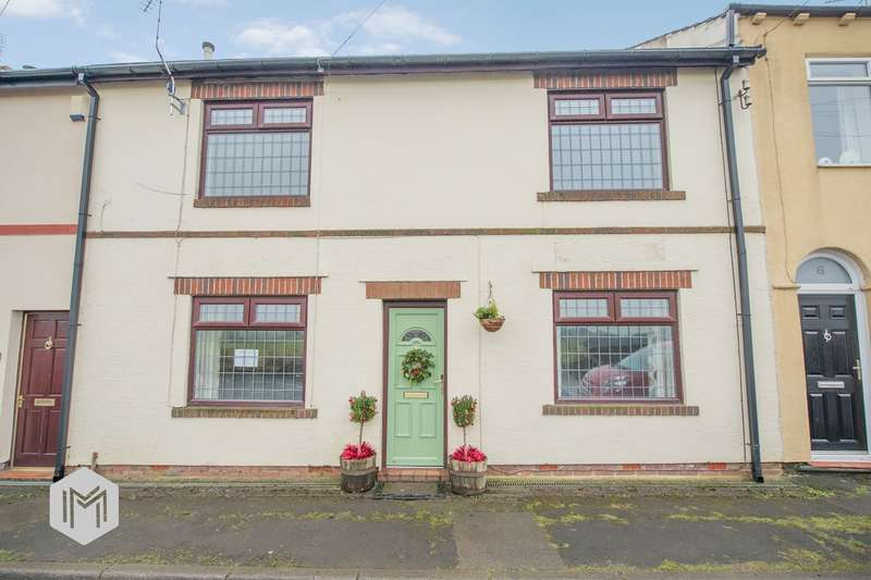 3 Bedrooms Terraced House for sale in Grimeford Lane, Blackrod, Bolton, BL6