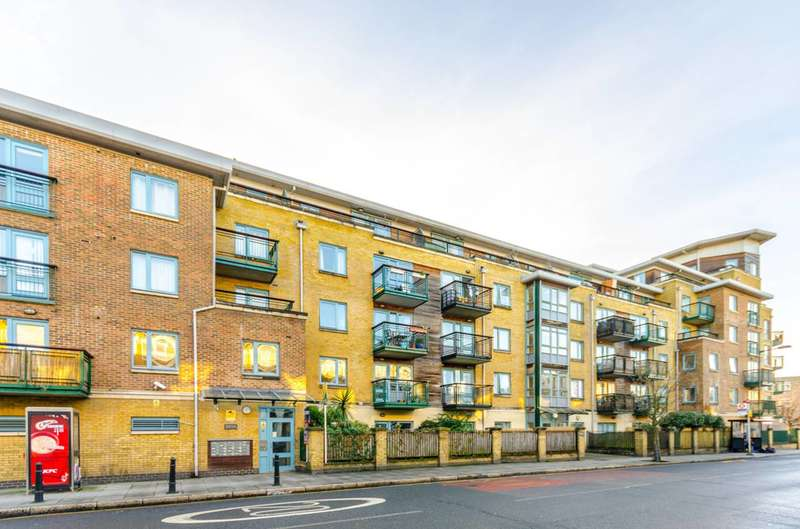 2 Bedrooms Flat for sale in Brownswood Road, Highbury, N4
