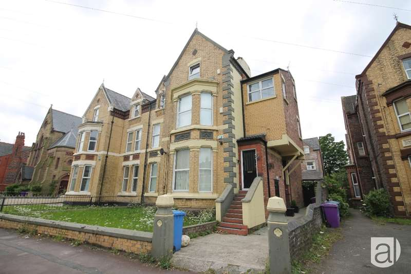 8 Bedrooms Semi Detached House for sale in Denman Drive Newsham Park L6