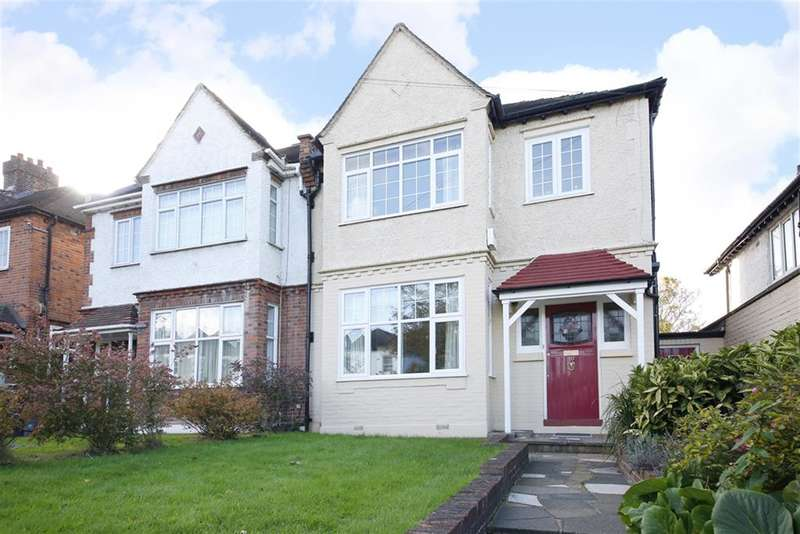 3 Bedrooms Semi Detached House for sale in Perry Rise, Forest Hill, SE23