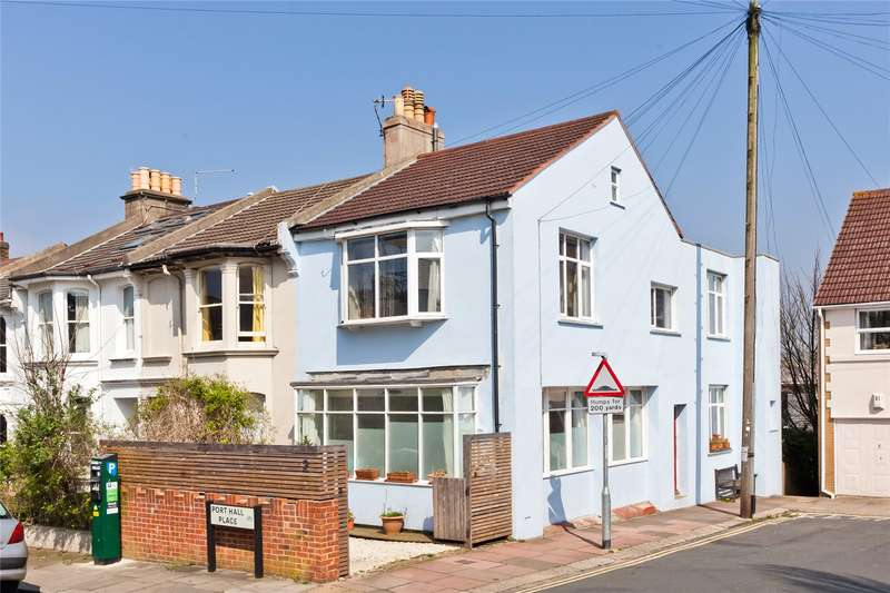 4 Bedrooms Mews House for sale in Port Hall Place, Brighton, East Sussex, BN1