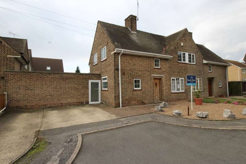 3 Bedrooms Semi Detached House for sale in Raymoth Lane, Worksop, S81