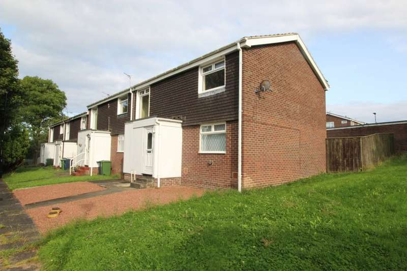 2 Bedrooms Flat for rent in Milsted Close, Sunderland, SR3