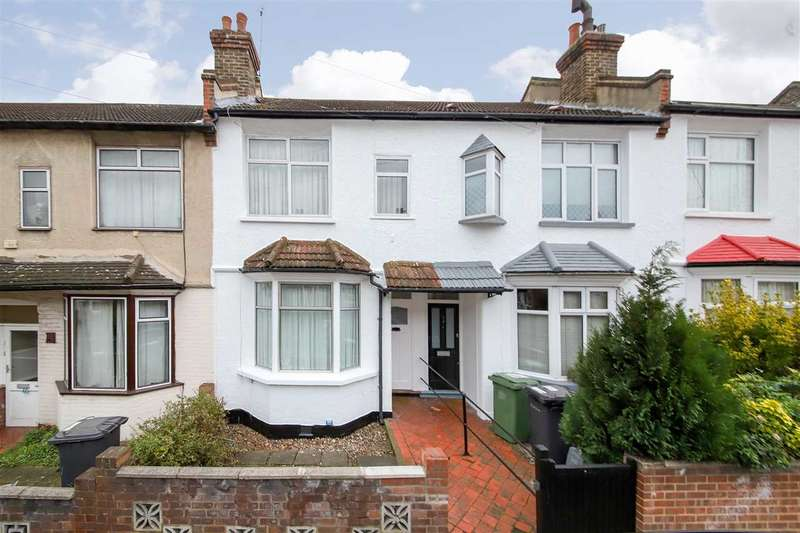 3 Bedrooms Terraced House for sale in Manwood Road, Brockley
