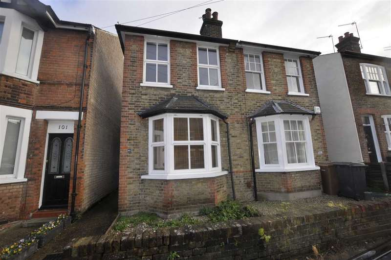 2 Bedrooms Semi Detached House for sale in Upper Bridge Road, Chelmsford