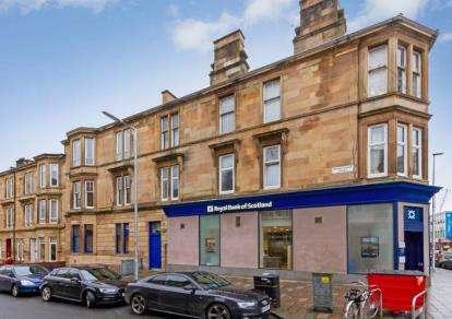 3 Bedrooms Flat for sale in Kilmarnock Road, Glasgow, Lanarkshire