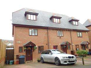 3 Bedrooms End Of Terrace House for sale in Kingly Way, Cow Lane, Dover, Kent