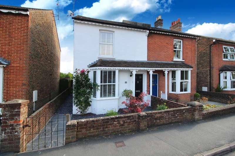 2 Bedrooms Semi Detached House for sale in Depot Road, Horsham
