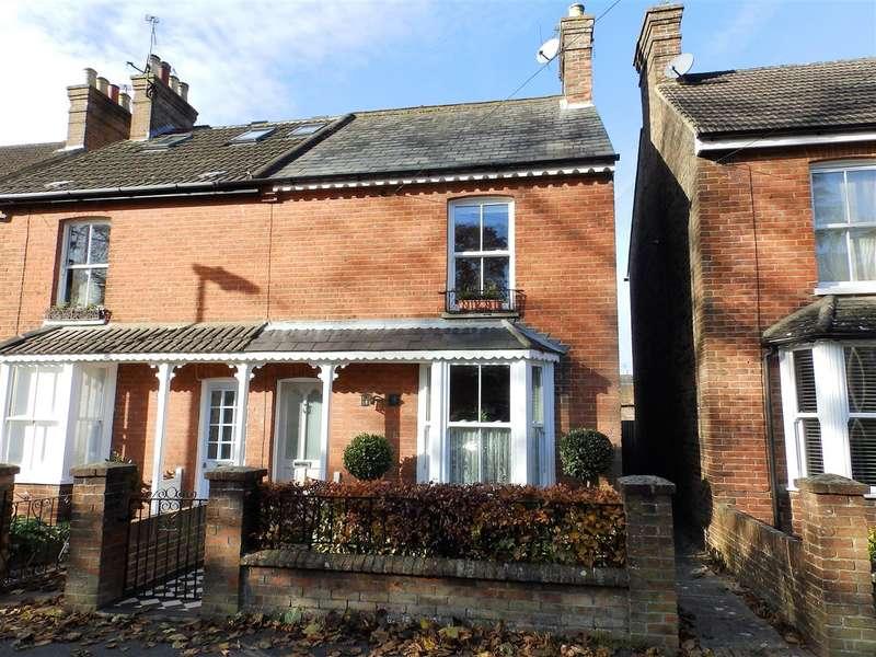 2 Bedrooms Semi Detached House for sale in Burford Road, Horsham