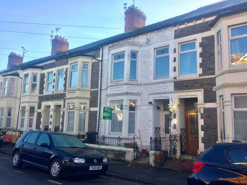3 Bedrooms Terraced House for sale in Major Road, Cardiff