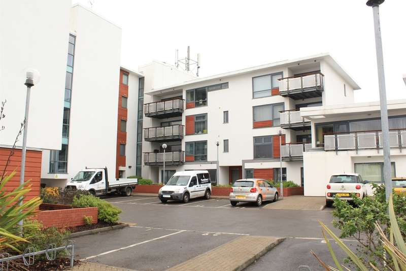 2 Bedrooms Apartment Flat for sale in Pantbach Road, Cardiff