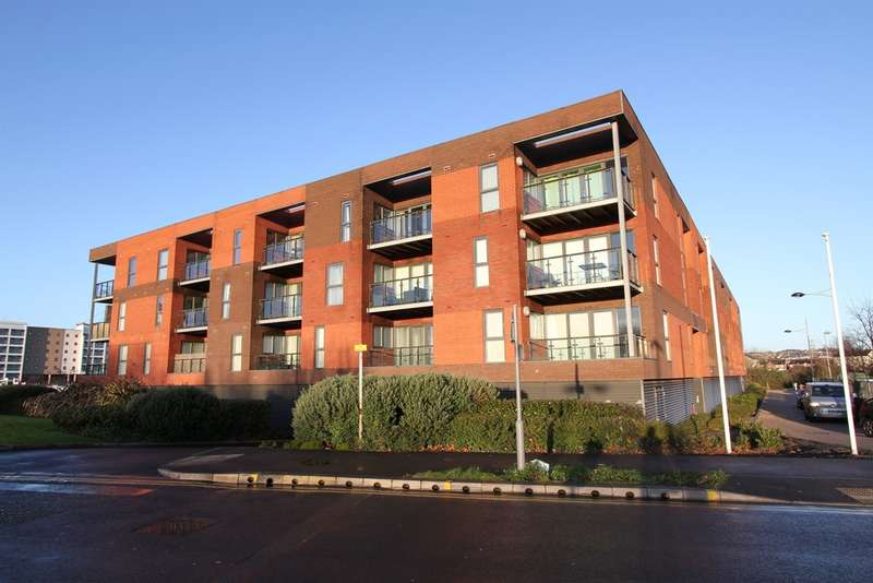1 Bedroom Apartment Flat for sale in Usk Way, Newport