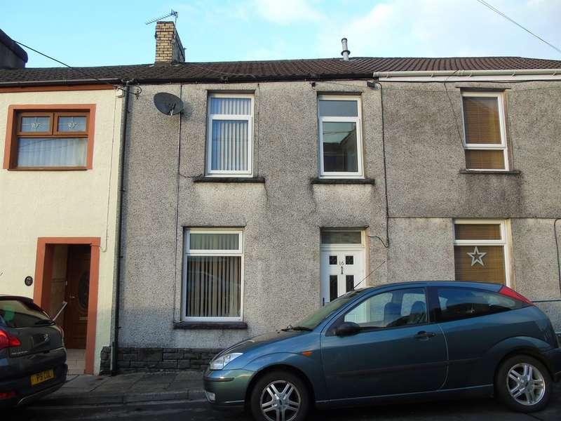 3 Bedrooms Terraced House for sale in Jones Street, Cilfynydd, Pontypridd