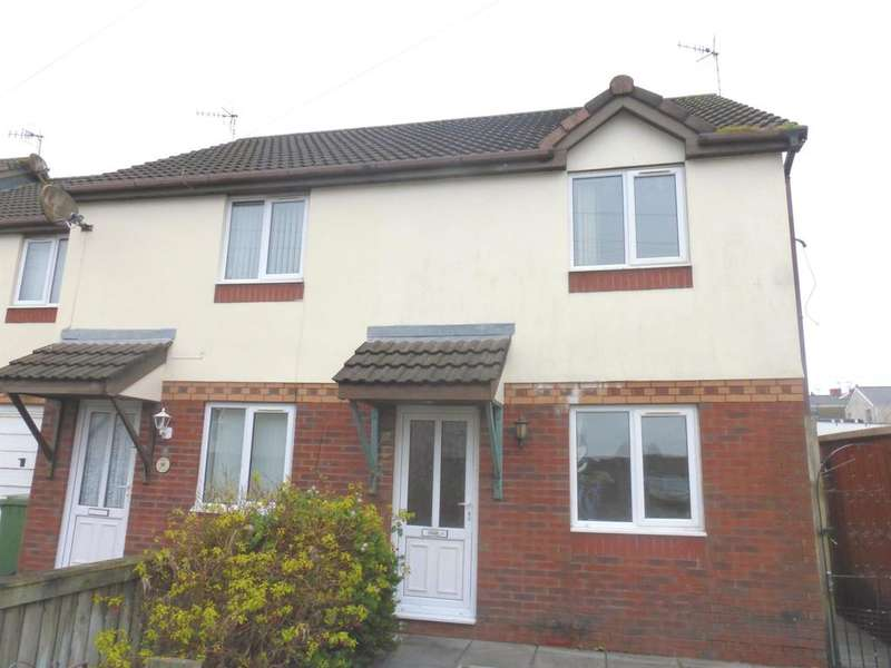 2 Bedrooms End Of Terrace House for sale in Tai Rhys, Kenfig Hill