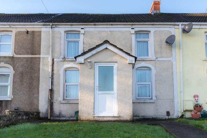 3 Bedrooms Terraced House for sale in Llangyfelach Road, Treboeth, Swansea