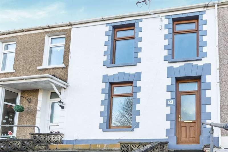 3 Bedrooms Terraced House for sale in Wheatfield Terrace, SWANSEA