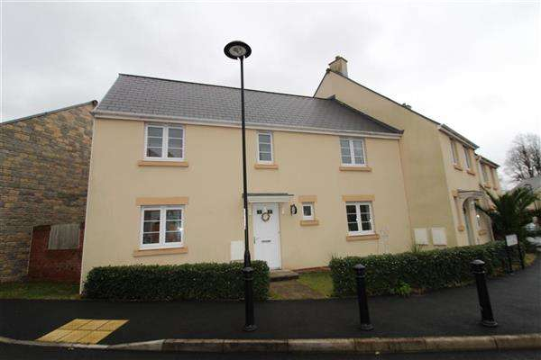 3 Bedrooms End Of Terrace House for rent in Roundbush Crescent, Caerwent