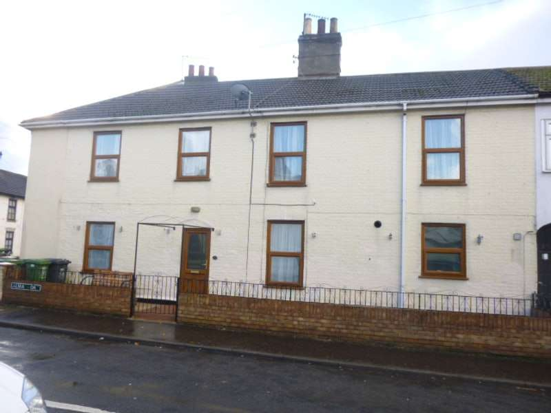 2 Bedrooms Terraced House for rent in Alma Road, Great Yarmouth, Norfolk, NR30