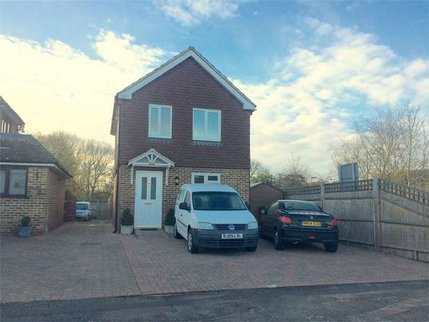 2 Bedrooms Detached House for sale in Gibraltar Crescent, Epsom