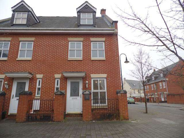 3 Bedrooms House for rent in Vale Mill Way, Weston Village, Weston super Mare