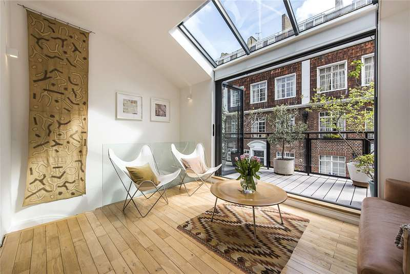 3 Bedrooms House for sale in Stanhope Mews East, London, SW7