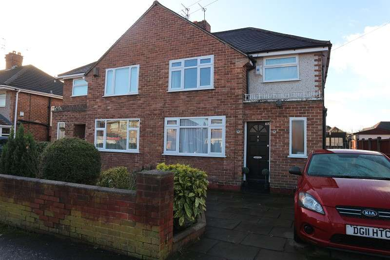3 Bedrooms Semi Detached House for sale in Woodland Road, Halewood, Liverpool, Merseyside. L26 1XF