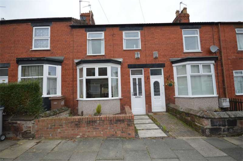 2 Bedrooms Terraced House for sale in Oakleigh Grove, Bebington