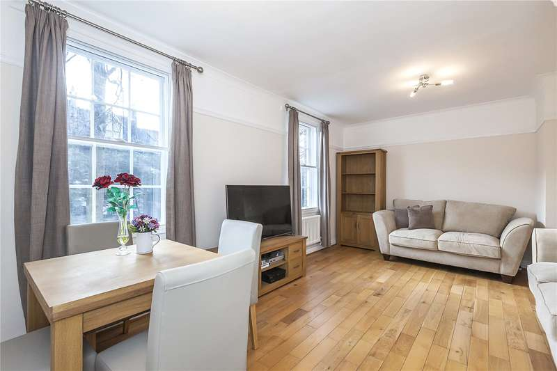 2 Bedrooms Flat for sale in Point Close, London, SE10