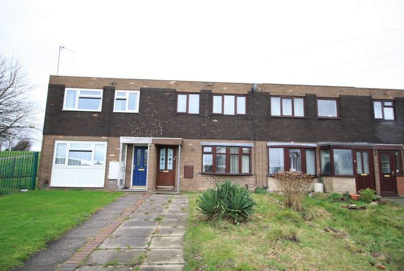 3 Bedrooms Terraced House for sale in Western Avenue, Walsall, West Midlands, WS2