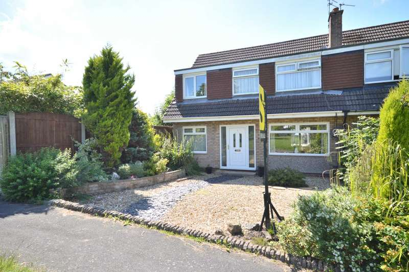 4 Bedrooms Semi Detached House for sale in CHEVIN GARDENS, Bramhall