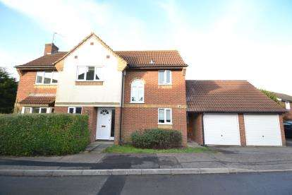 5 Bedrooms Detached House for sale in Great Baddow, Chelmsford, Essex