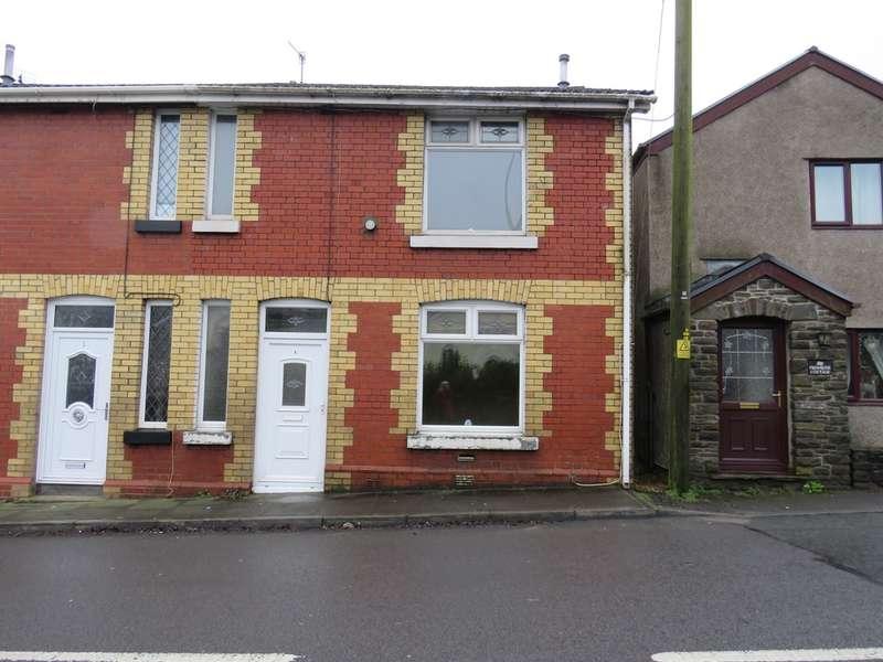 3 Bedrooms End Of Terrace House for sale in Pleasant View, Brynmenyn, Bridgend