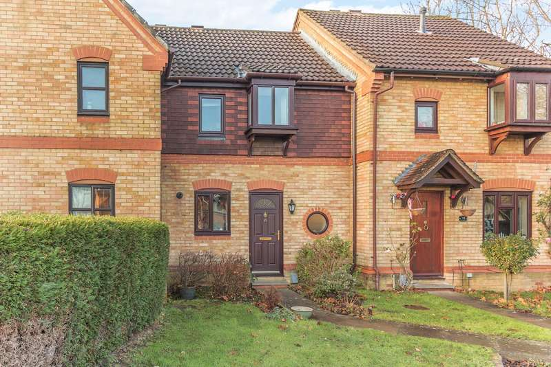 2 Bedrooms Terraced House for sale in Burpham