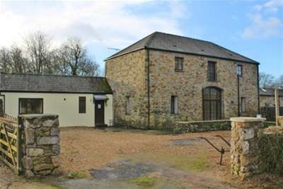 4 Bedrooms Barn Conversion Character Property for rent in Cae Forgan Barn, Llanrhidian