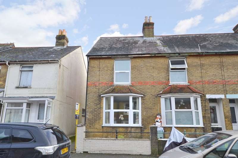 2 Bedrooms End Of Terrace House for rent in East Cowes, Isle Of Wight