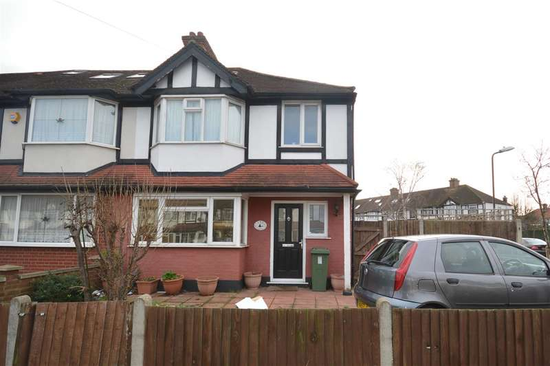 3 Bedrooms End Of Terrace House for rent in Sherwood Park Road Mitcham, Mitcham