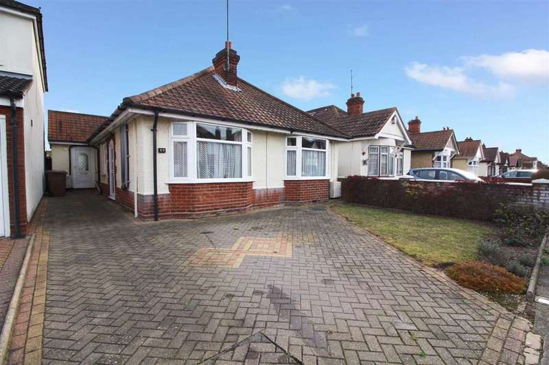 4 Bedrooms Bungalow for sale in Princethorpe Road, Ipswich