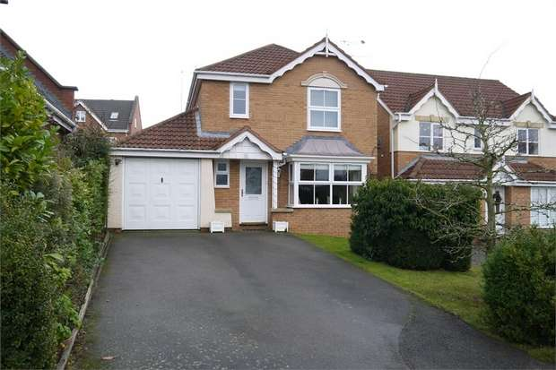 4 Bedrooms Detached House for sale in Turnpike Close, Market Harborough, Leicestershire