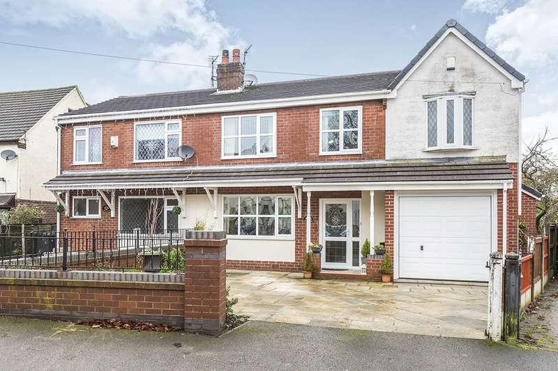 4 Bedrooms Semi Detached House for sale in Alma Row, Hoghton, Preston, PR5