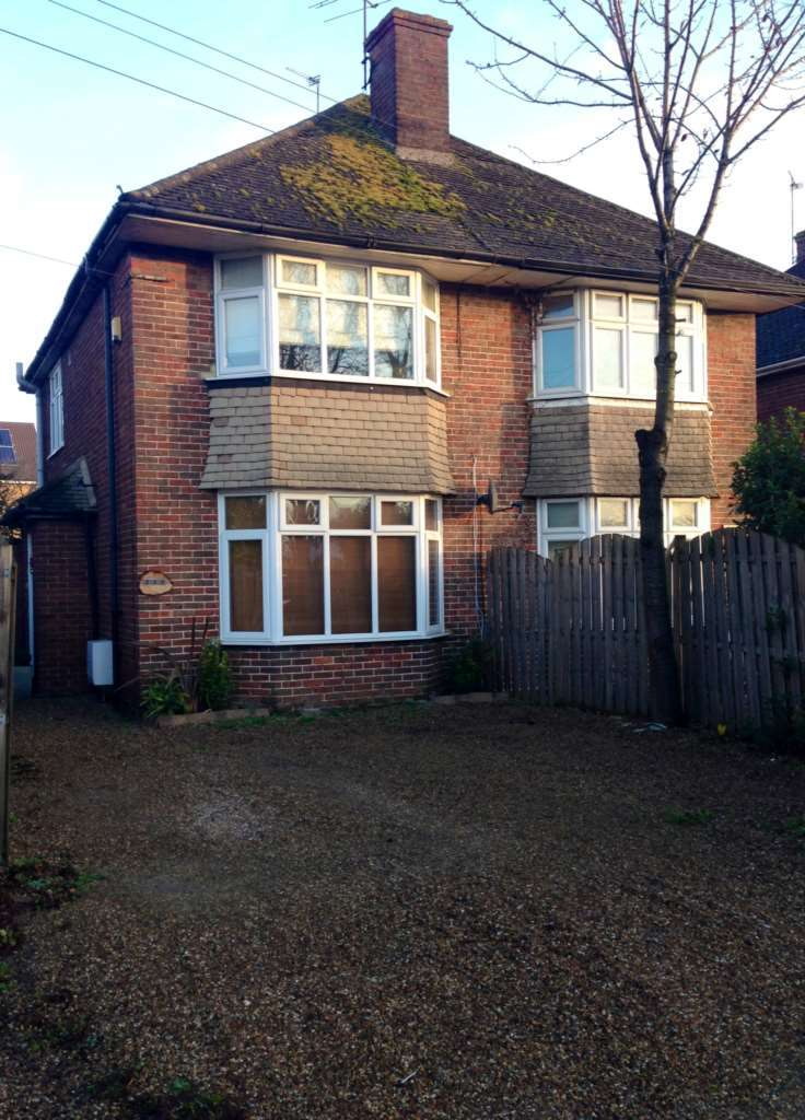 3 Bedrooms Semi Detached House for rent in Bicester Road, Aylesbury