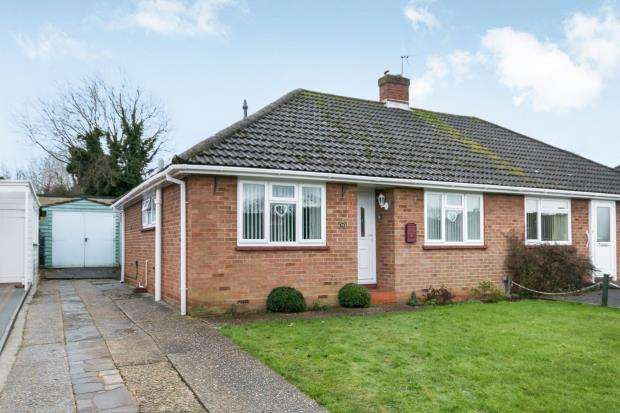 2 Bedrooms Bungalow for sale in Basingstoke, Hampshire, .