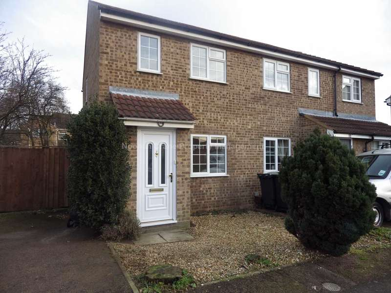 2 Bedrooms End Of Terrace House for rent in Windermere Drive, Biggleswade