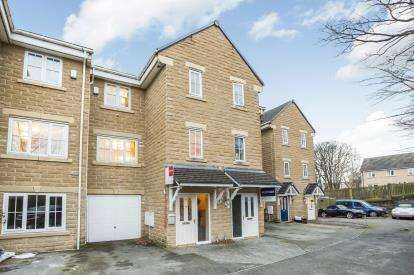 4 Bedrooms Terraced House for sale in Oakwood Gardens, Halifax, West Yorkshire